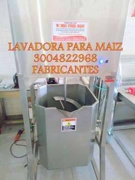 LAVADORA DE MAÍZ
