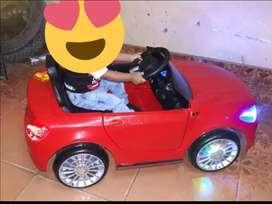 Vendo carro a control remoto