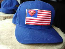 Espectacular Gorra New Era Edición Especial Superman