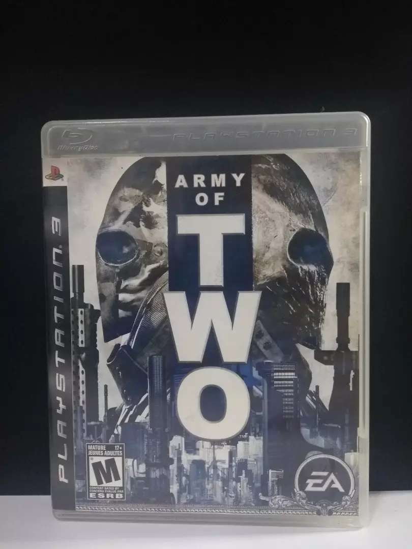 Army of Two 0
