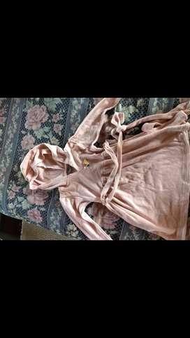 Vestido Rosa Algodón Pioppa
