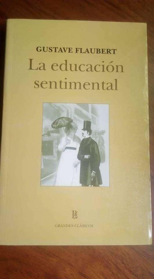 La educación sentimental  Gustave Flaubert 0