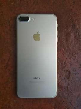 Iphone 7 Plus de 32gb impecable