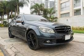 Mercedes-Benz C 180 Kompressor BlueEfficiency