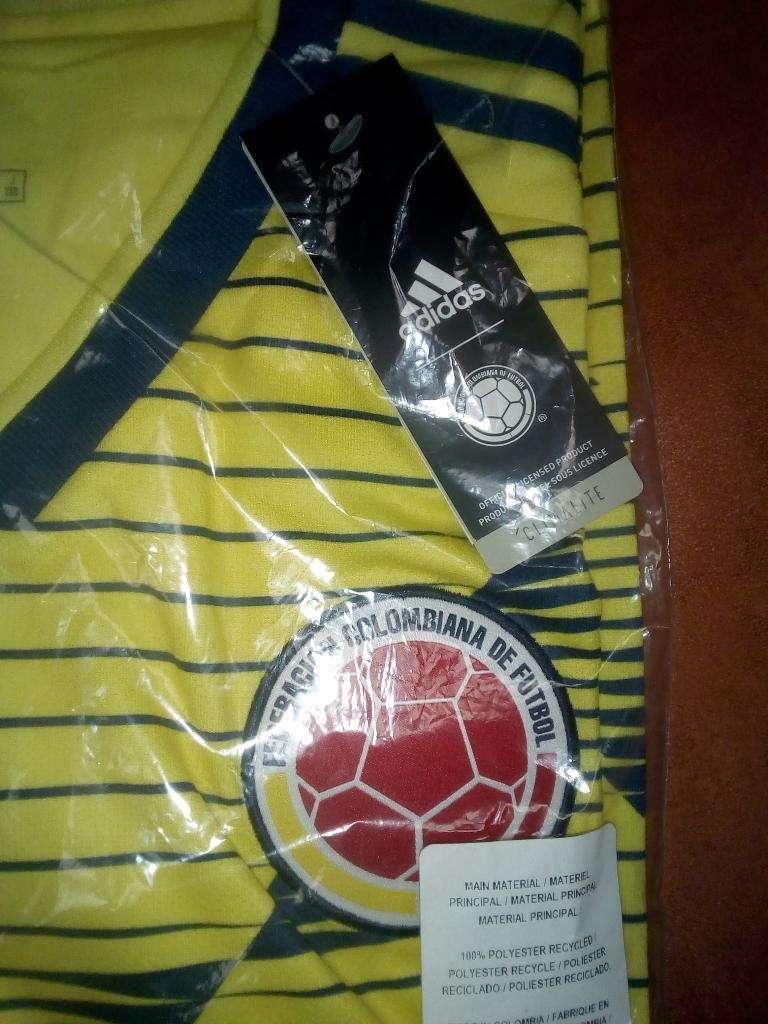Camiseta Ofi Seleccion Colombia 2019 0