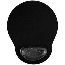 PAD MOUSE GEL NEGRO