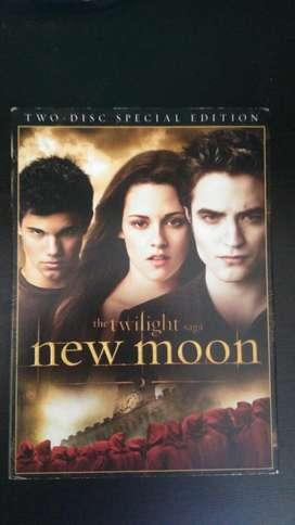 2 Dvd Saga Crepusculo Twilight Originales Nuevas cambio o vendo