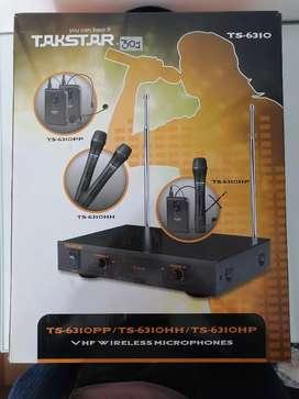 Microfono TASKTAR TS 6310