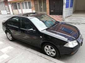 Volkswagen jetta negro