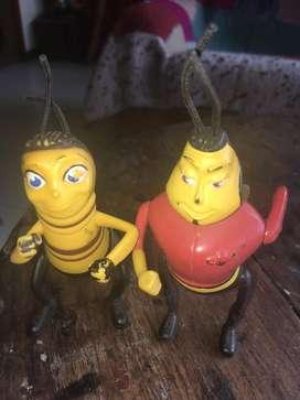 Muñecos de Coleccion Abeja Maya