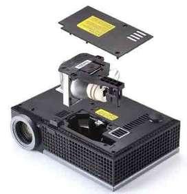 Reparacion y mantenimiento de proyectores y video beam