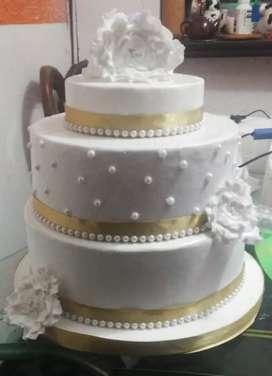 Se vende maqueta - torta decorativa para fiestas