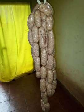 Chorizo cacero 100% cerdo