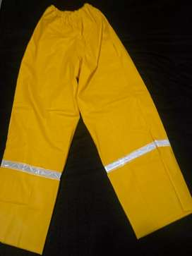 TRAJE IMPERMEABLE INDUSTRIAL