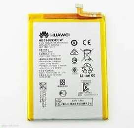 Bateria Huawei Mate 7 Hb417094ebc De 4000mah Nueva Bolsa