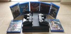 PS4 500GB - versión Fat