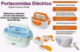 Portacomidas electrico - calienta tus alimentos