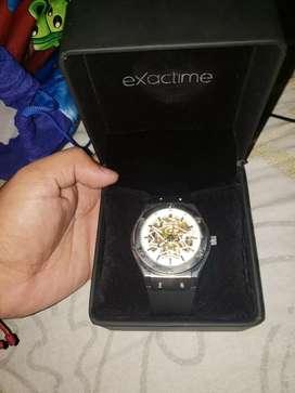 Vendo reloj EXACTIME es automstico italiano
