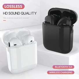 Audífono auricular Bluetooth inhalambrico o12