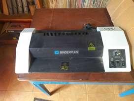 Plastificadora A3 L330 plastifica en frio o en caliente