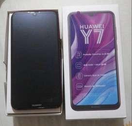 HUAWEI Y7 2019 4GR RAM-64RGM COLOR VIOLETA