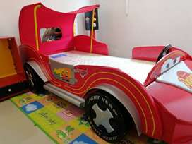 Cama de niño Cars