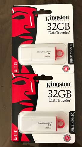 Memoria USB 32G Kingston