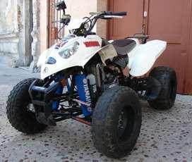 Cuatriciclo Zanella FX200 Sport Series