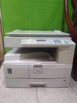 Impresora ricoh aficio mp 1500
