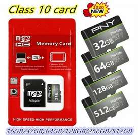 Tarjeta micro SD de 512 GB clase 10