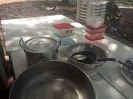Vendo accesorios de cocina