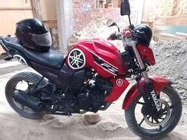 Moto Yamaha fz 16 en perfectas condiciones