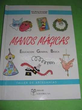 Taller De Artesanías.manos Mágicas 1 Tomo