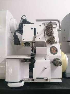 Maquina fileteadora pequeña marca sewins