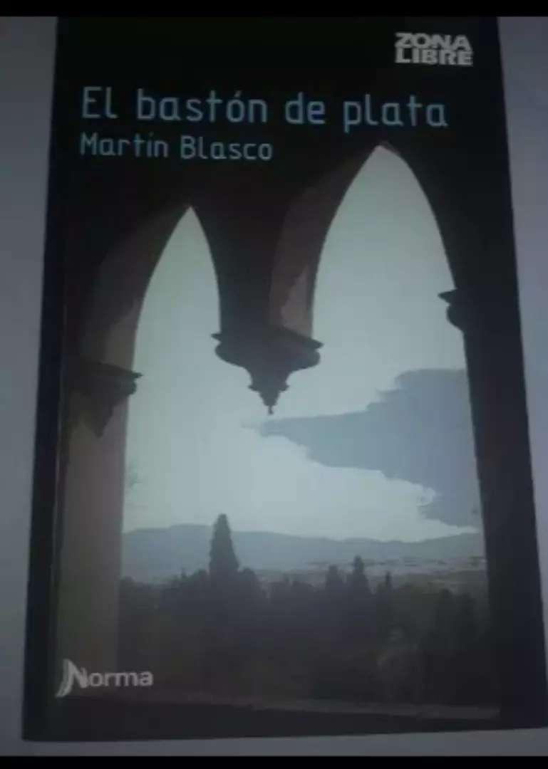 El bastón de plata  - Martín Blasco