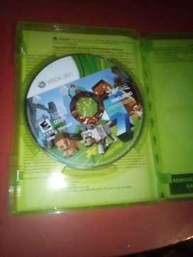 Juego nuevo Minecraft Xbox360 edition