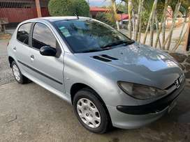 Peugeot 206 2008 Gasolina Manual Motor 1.4