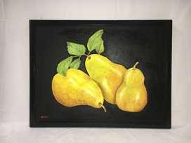 Cuadro de Pintura al Oleo - Oil Painting