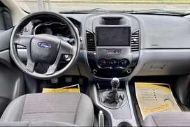 Ford ranger 2.5 a gasolina 4x2 año 2012 con 120.000 km