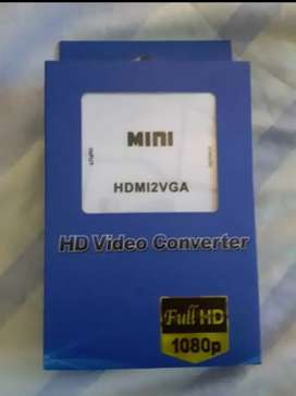 Ven convertidor de VGA a HDMI