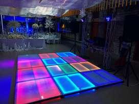 Minitecas Medellín alquiler pistas de baile