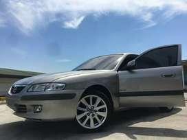 Hermoso Mazda 626 Milenio AT 2006 en excelente estado