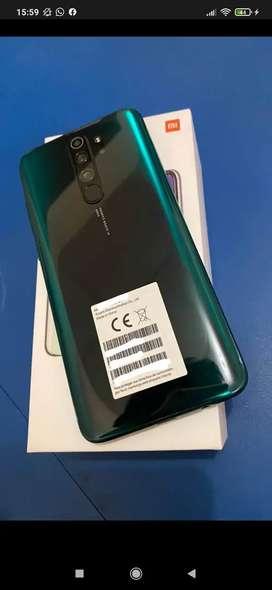 Vendo Xiaomi Note 8 pro 128gb