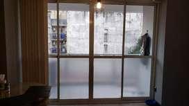 Vendo abertura puerta ventana aluminio
