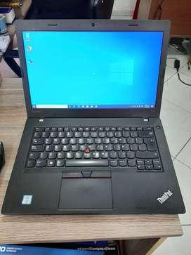 !!SEGUNDAZO BACANO!! PORTATIL: LENOVO THINKPAD L470 PROCESADOR: INTEL CORE I3-6TA GENERACION  MEMORIA RAM: 8GB DDR4