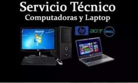 Servicio Tecnico De Computadoras y Lactos