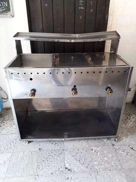 Se vende fritador