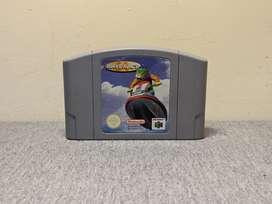Juego de Nintendo 64 - Wave Race