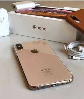 IPHONE XS 64GB NUEVO!!!
