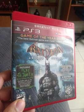 Batman Arkham Asylum Goy Edición Ps3